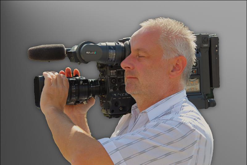 Techniker Hans-Ulrich Dietrich   CR Trauerredner
