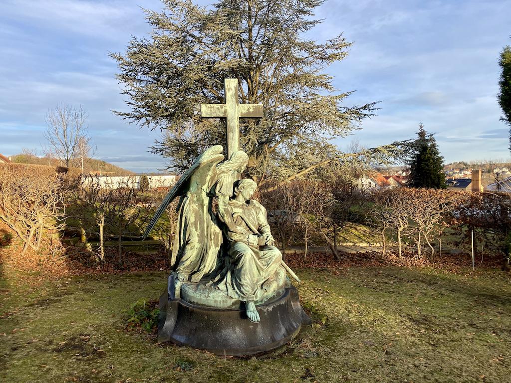 Michaelisfriedhof Wilkau-Haßlau