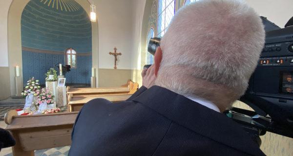 Livestream Von Der Trauerfeier, Carsten Riedel Und Dietrich Media