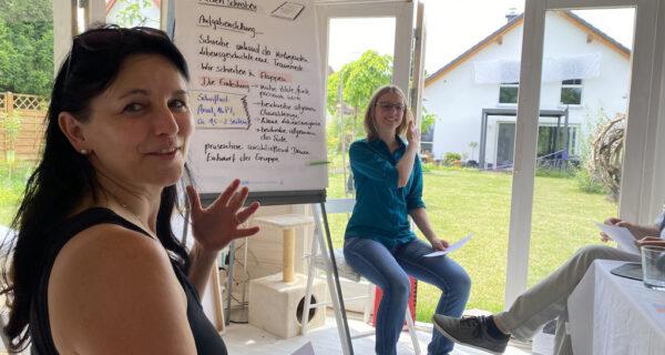 Sommerseminar Intensivkurs Trauerredner, Stimmtraining Mit Annegret Thalwitzer